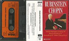 = t MC Kassette Rubinstein spielt Chopin