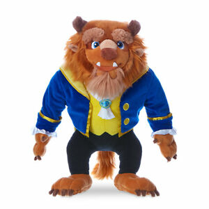 Disney Beauty and the Beast, Beast Plush Soft Stuffed Doll 43 cm