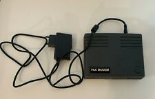 Fax Modem V34 & Power Supply Vintage