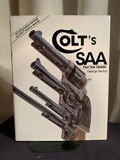 George Garton COLT'S SAA Post War Models HC