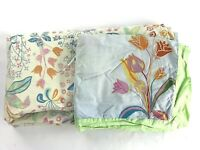 Cynthia Rowley Floral Full Duvet Cover With Pillowcase Cottage Ombre