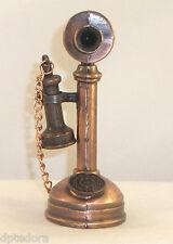 CANDLESTICK PHONE  DIE CAST PENCIL SHARPENER