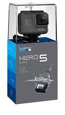 NEW, NEVER OPENED GoPro HERO5 Black 4K 12MP Camera Hero 5 CHDHX-502