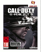 Call of Duty Ghosts Steam Key Pc Game Code Download Global [Blitzversand]