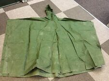 British army 58 patt poncho