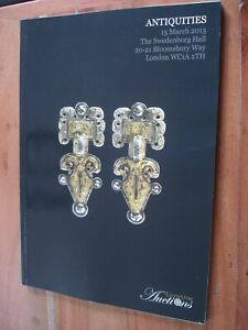 Timeline Auctions London Antiquities Auction Catalogue 15th March 2013 Paperback