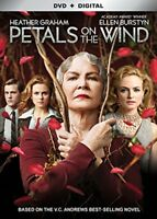 NEW Petals on the Wind (DVD + DIGITAL MOVIE, 2014)Heather Graham, Ellen Burstyn