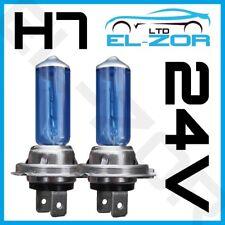 H7 24v 100w AMPOULES de phare croisement principal 499 Camion Poids Lourds