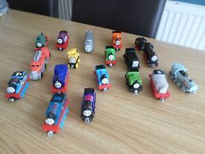 THOMAS & FRIENDS ADVENTURE TRAIN TAKE N PLAY BUNDLE FREE UK POST