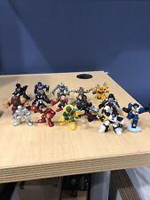 Galactic Heroes Marvel, Gi Joe, Transformers Lot