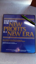 """Investing for New Profits in a New Era"" Live@Miami Meet Investment Seminar Int'"