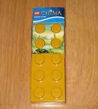 LEGO Chima Pencil Case Yellow New