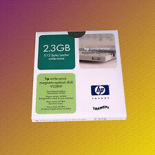 """HP 92289F 5,25"""" MO Disk 2,3 GB WORM, Data Cartridge, NEU & OVP"""