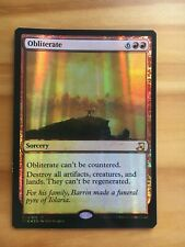 Mtg  Ftv From the Vault : Lore Obliterate FOIL Pack Fresh NM