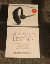 Plantronics Voyager Legend Bluetooth Headset with Voice Commands BRAND NEW