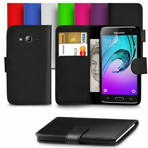 Luxury Leather Wallet Flip Case Cover For Samsung Galaxy J1 J3 J5 30 Phone 2016