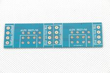 4pc Gold plated stereo Volume potentiometer PCB for ALPS 27 16
