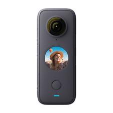 Insta360 ONE X2 360-Grad-Action-Kamera schwarz