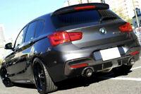 SPOILER ALETTONE POSTERIORE BMW F20 F21 ( 2011-2019 )
