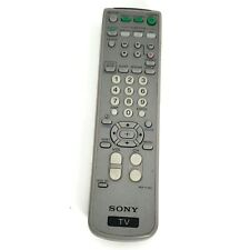 Sony TV Remote Control RM-Y180 Gray Sanitized Tested Factory Universal