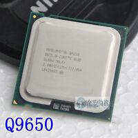 Intel Core 2 Quad Q9650 (SLB8W) LGA775 / 12M / FSB1333 / 45nm / 95w Desktop CPU