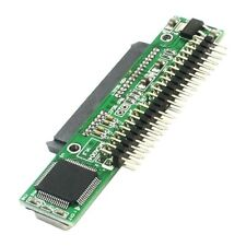 """7+15 Pin SATA SSD HDD Female to 2.5"""" 44Pin IDE Male For Laptop A4E6 L0Z1 M9Q4"""
