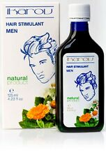 IKAROV MEN HAIR STIMULANT 125ml GROWTH & STRENGHT ANTI HAIR LOSS NATURAL PRODUCT