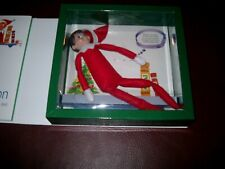 Vintage Elf on The Shelf a Christmas Tradition Blue Eyed Boy