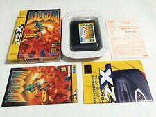 Doom | Sega Super 32X Jp Jpn Japan IMPORT | GM-4003 | id SOFTWARE