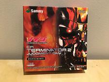 CR TERMINATOR 2 PACHINKO JUMP DRIVE USB MEMORY STICK PROMO ITEM SAMMY T2 RARE