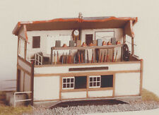 RATIO N Gauge Model Railway/Layout/Scenic Kit No:224 Signal Box Interior  .
