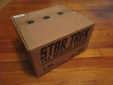 Star Trek The Original Series Archives and Inscriptions Factory Sealed CASE TOS