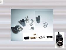 4 pin connettore per brasatura Alimentatore disco rigido esterno TV LCD TFT Monitor 24w-180w