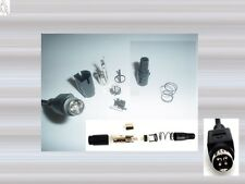 4 Pin Stecker zum Löten Netzteil externe Festplatte LCD TV Monitor TFT 24W-180W