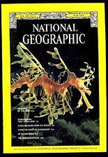 NATIONAL GEOGRAPHICS MAGAZINE; JUNE 1978 6/78 DRAGON SEAHORSE, AEGEAN !