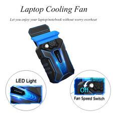 Cooling Fan Laptop CPU Cooler Notebook Dissipate Heat Cold Wind Chiller