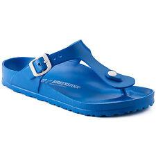 CLEARANCE Birkenstock EVA Gizeh WATERPROOF - Scuba Blue - BNIB 1003519