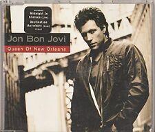 Jon Bon Jovi Queen of New Orleans (1997, #5748632) [Maxi-CD]