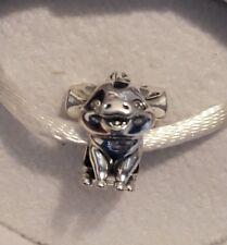 Geniune Chamilia 925 Silver Disney Moana Pua the Pig Bead Charm RRP £40