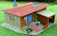 Pola H0 524 Bungalow mit Garage, 70er Jahre