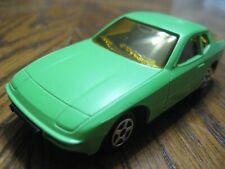 Norev (France) Light Green Porsche 924 Plastic 1:43