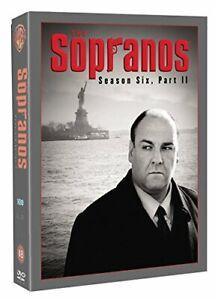 The Sopranos: HBO Season 6 (Part 2 - The Final Episodes) [DVD] [2007][Region 2]