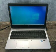 """New listing Hp Probook 650 G2 i5-6200U 8Gb Ddr4 15,5"""" Screen 256Gb Ssd/M.2 Intel Hd 520"""