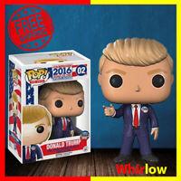 Funko Pop Donald Trump President Campaign 2016 Vinyl Figure USA