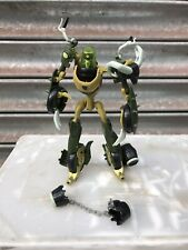 Transformers Animated Oil Slick Complete Hasbro Takara Tomy Deluxe
