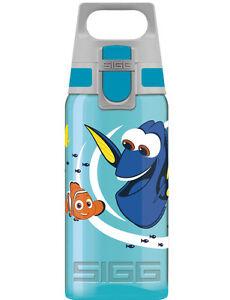 SIGG Flasche Disney Findet Dorie Nemo Trinkflasche 0.5 l VIVA WMB ONE Blau Aqua