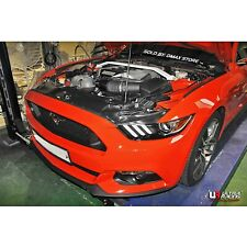 FORD MUSTANG 5.0 GT S550 MK6 2015~ ULTRA RACING 2 POINTS FRONT STRUT TOWER BRACE