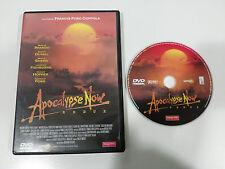 APOCALYPSE NOW REDUX DVD FRANCIS FORD COPPOLA MARLON BRANDO SPANISH ENGLISH