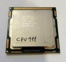 CPU / PROCESSEUR - INTEL - CORE I3-540 - SLBTD - 3.06 GHZ - LGA1156 - TESTE OK