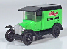"Matchbox Ford Model T Delivery Truck 3"" Scale Model Kellogg's Apple Jacks Cereal"